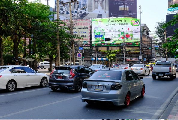 ป้ายโฆษณา LED แยกวิทยุ เพชรบุรี 37