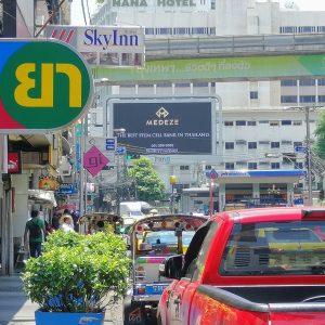 ป้ายโฆษณา LED กรุงเทพ นานา ถนนสุขุมวิท